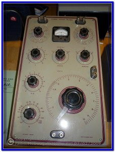 Heathkit Impedance Bridge IB-1B