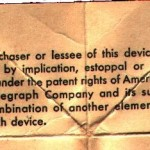 A Very Interesting Disclaimer.